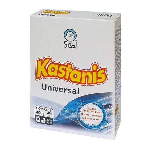 SEAL KASTANIS Universal  veļas pilveris 400g